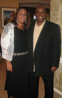 Bishop Roy & Dr. Sandra Glover